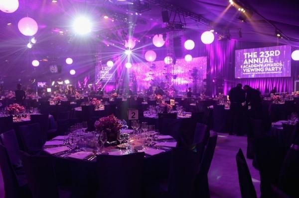 Fiesta de la EJAF, la fundación de lucha contra el Sida de Elton John