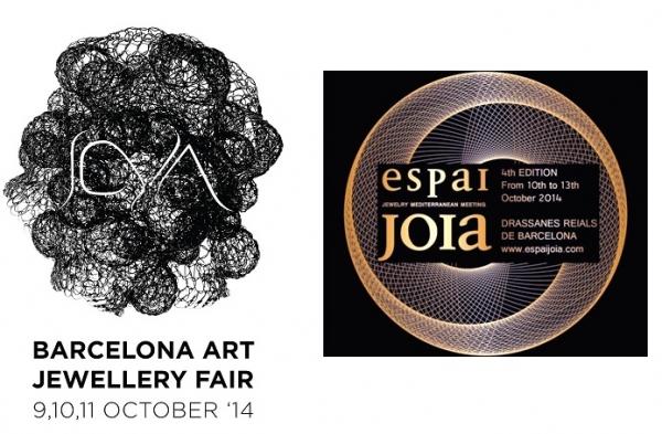JOYA Barcelona Art Jewellery Fair - Espaijoia