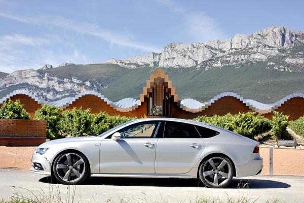 Audi A7 Sportback 3.0 TDI 320 cv quattro