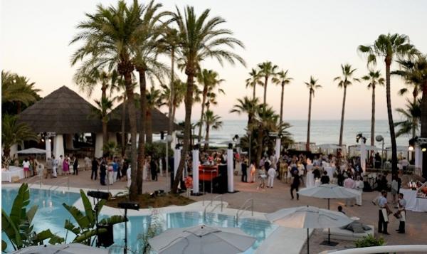 Orange Beach Club Hotel Don Carlos Marbella
