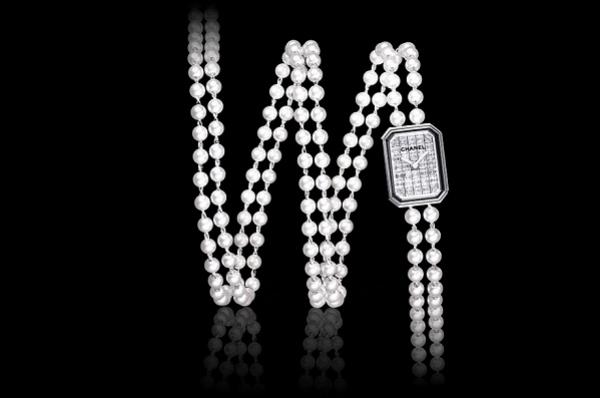 Reloj Chanel Premiere Perlas Triple Vuelta