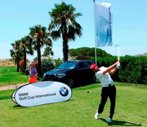 Barcelona Premium, octava prueba de la BMW Golf Cup International
