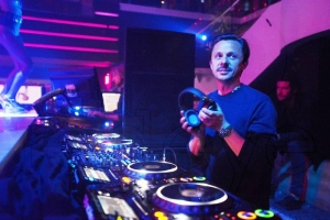 Opening Party WEDJS 16  con Martin Solveig