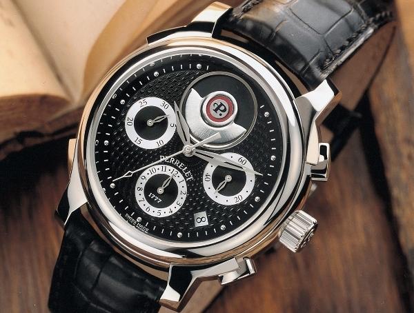 Reloj Perrelet Doble Rotor