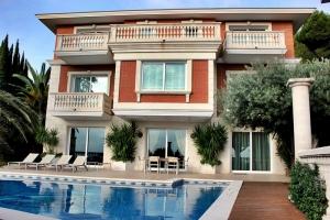 Villa de lujo en Pedralbes