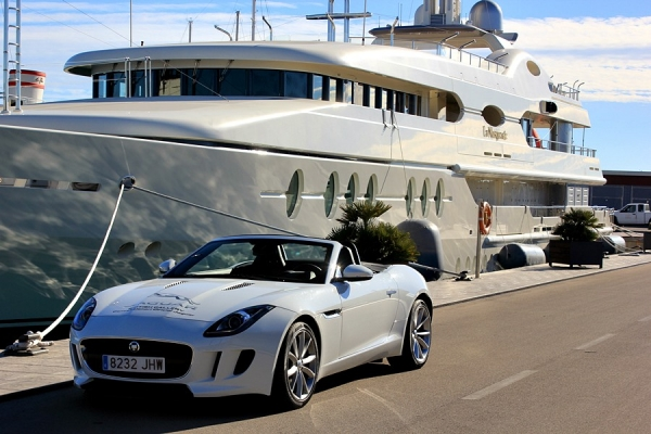 Jaguar F-Type Convertible, el legado perfecto