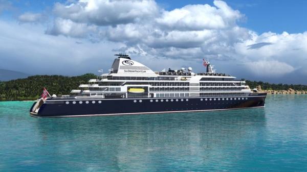 SeaDream Yacht Club presenta con el SeaDream Innovation un nuevo concepto, el Global Yachting