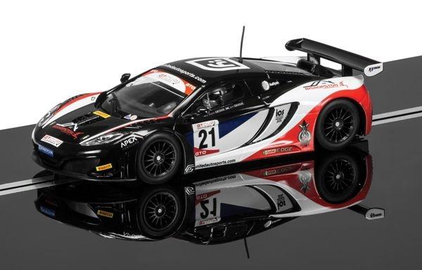 Mclaren 12C GT3 Track