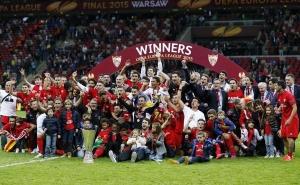 El F.C. Sevilla gana la Europa League