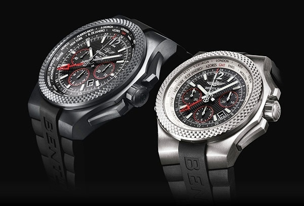 Cronógrafo Breitling Bentley GMT Light Body B04