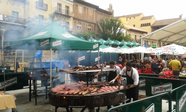 Ribs & Shout Barcelona BBQ and Music Festival