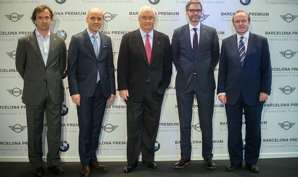 Barcelona Premium inaugura nuevas instalaciones en el centro de Barcelona