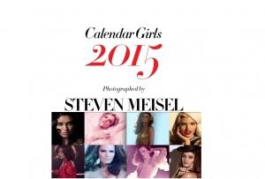 Calendario PIRELLI 2015