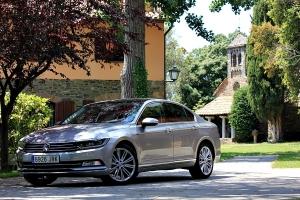 Volkswagen Passat 2.0 TDI BiT BMT 4 Motion