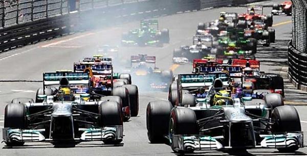 Gran Premio de Mónaco F1 - Rosberg liga su apellido con Mónaco