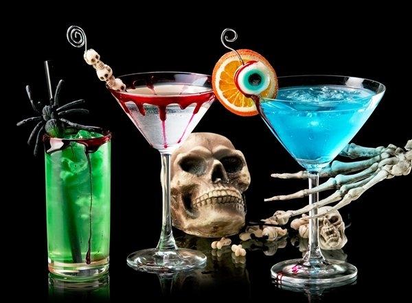 Tres cócteles de autor para un Halloween terroríficamente glamuroso