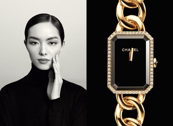 El estilo de un reloj Chanel se reconoce al instante.