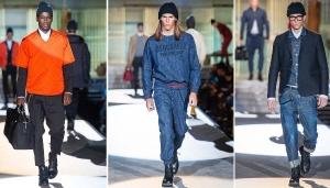 DSquared2 desplaza la cárcel a la pasarela en la pasada edición de Milan Fashion Week