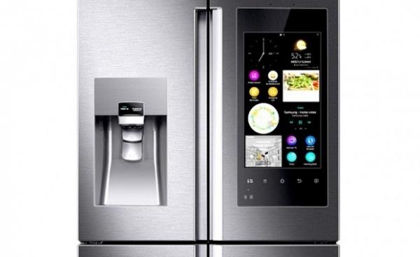 Frigorífico Samsung Family Hub, el frigorífico del futuro