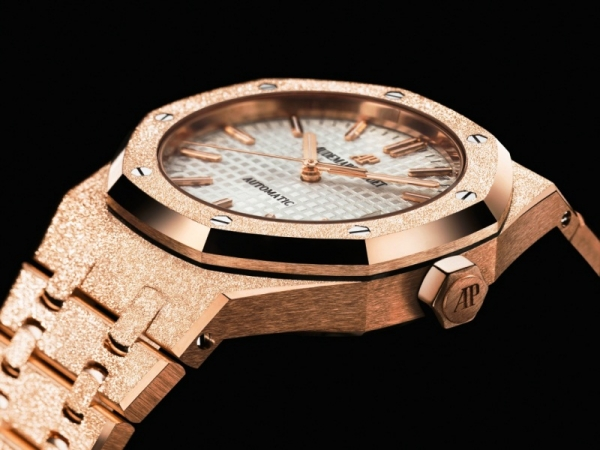 Reloj Audemars Piguet Royal Oak Frosted Gold