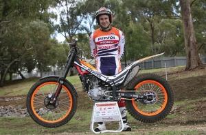 Toni Bou conquista su octavo título mundial de Trial Outdoor y entra en la leyenda del motociclismo