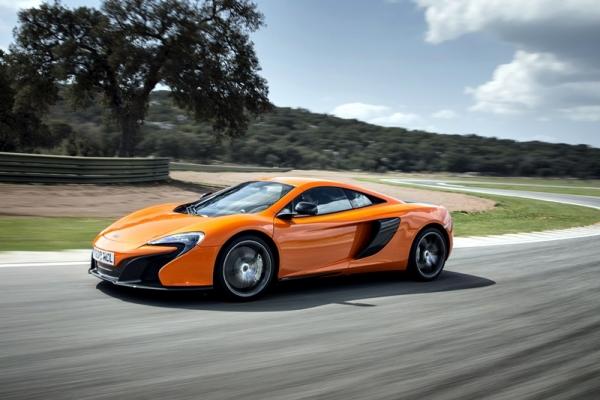 McLaren 650S, mejorando los inicios del mítico McLaren F1