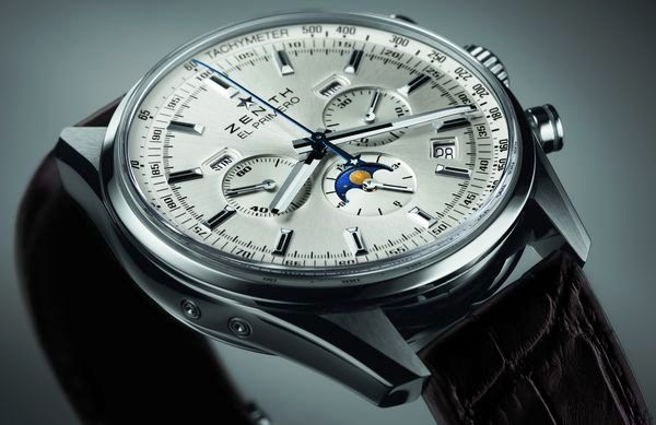 Reloj Zenith El Primero 410