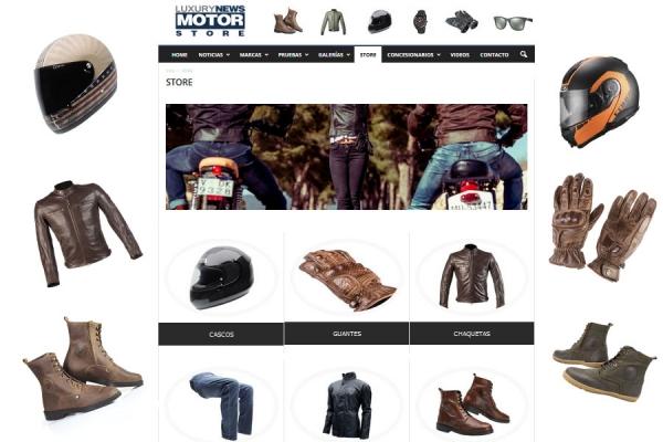 Nueva tienda online By City, la boutique ideal para los moteros