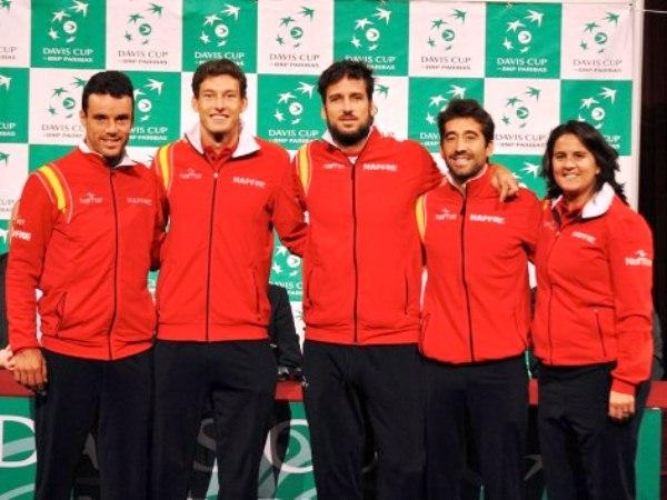 España jugará los cuartos de final de Copa Davis ante Serbia tras ganar a Croacia
