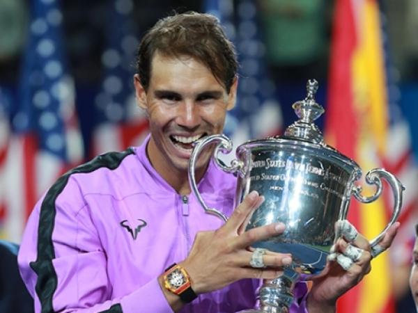 Rafa Nadal conquista el Grand Slam del USA Open