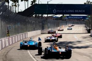 FIA Campeonato de Fórmula-E: Lucas di Grassi conquista el e Prix de Long Beach (USA)