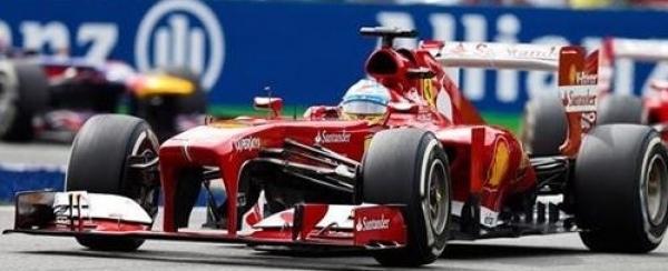 GP F1 de Italia - Alonso y Ferrari se aferran a la segunda plaza
