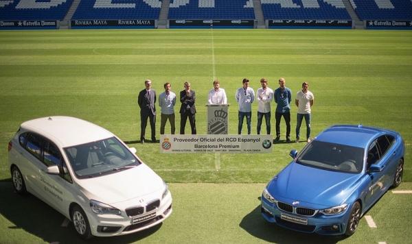 Presentado el acuerdo entre el RCD Espanyol y Barcelona Premium