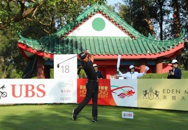 Rafael Cabrera-Bello, segundo el torneo UBS Hong Kong Open