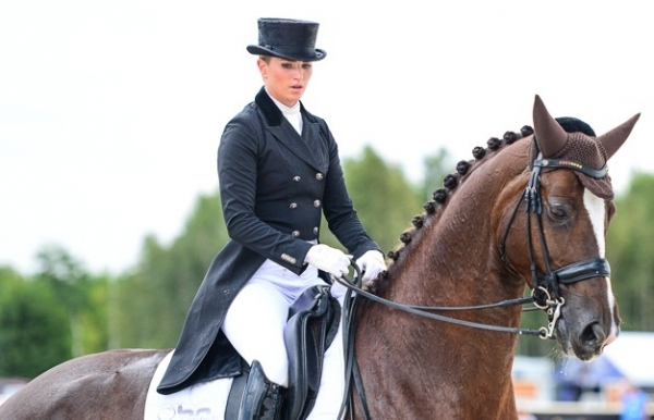 Morgan Barbancon 10ª en la Dressage FEI World Cup Final de Paris