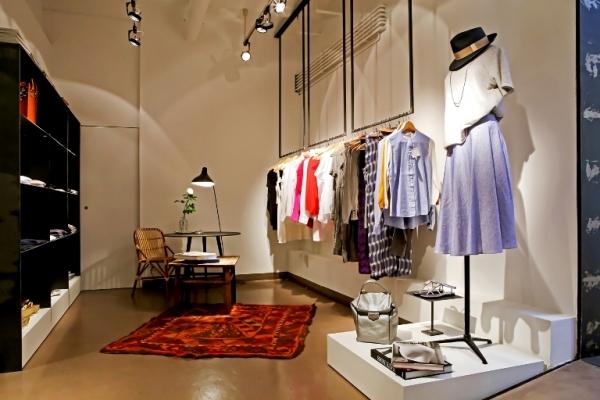 Inauguración de la boutique de moda Sta. Teresa en Barcelona