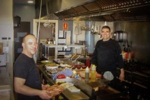 El nuevo chef del Restaurante Barítimo, Juan Luis Dastis