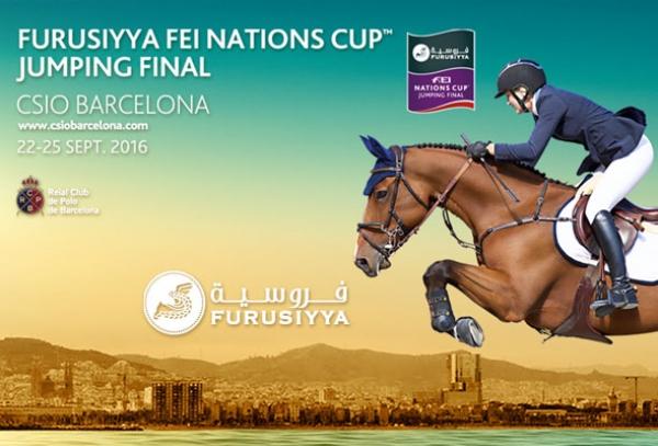Concurso de Saltos Internacional y gran final mundial Furusiyya FEI Nations Cup