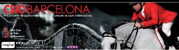 CSIO Barcelona, 99 Concurso de Saltos Internacional
