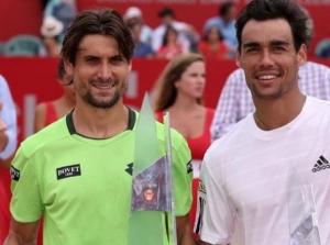 David Ferrer, Marcel Granollers y Marc lópez ganan el torneo ATP de Buenos Aires en el Lawn Arena Tennis Club de Argentina