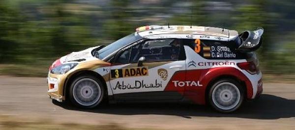 Dani Sordo y Carlos del Barrio ganan el Rally de Alemanía