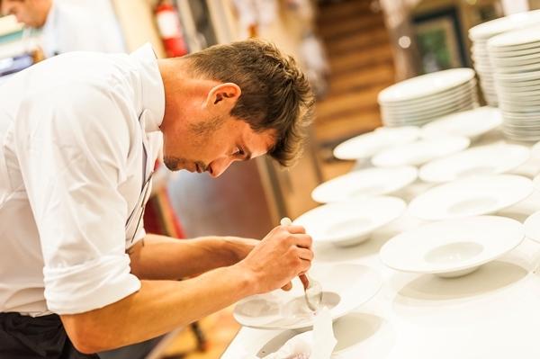 El chef Joao Alcantara