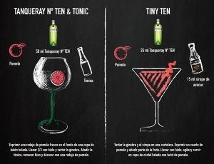 Tanqueray NºTEN, la magia del alambique Tiny Ten