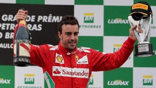 Alonso subcampeón del Mundial F1 2012, Vettel Campeón!