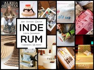 Inderum, el evento más esperado de primavera en Barcelona llega con este Pop up Store o tienda efímera
