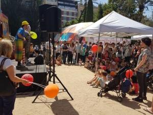 Gran éxito en la fiesta solidaria contra el cáncer de sangre