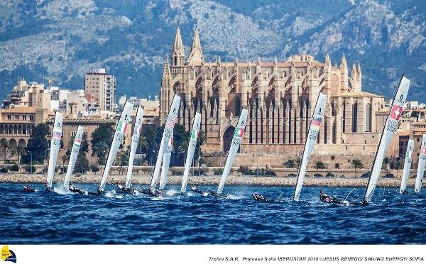 47 Trofeo Princesa Sofía IBEROSTAR  en la Bahía De Palma