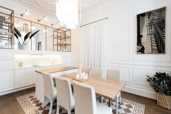 Apartamentos de lujo en el centro de Barcelona