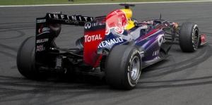 GP India - Vettel y su Red Bull Renault consiguen su cuarto título mundial
