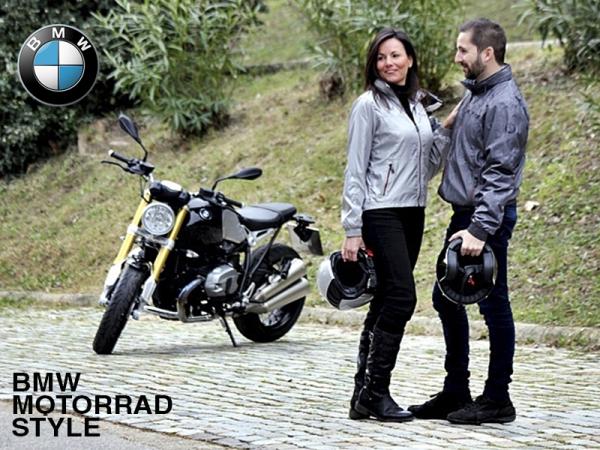 BMW MOTORRAD STYLE, en moto y con estilo